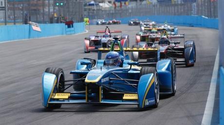 FIA Fórmula E Championship: Hong Kong, Práctica en Vivo – Sábado 2 de Diciembre del 2017