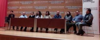 cuarta mesa del encuentro de escritores