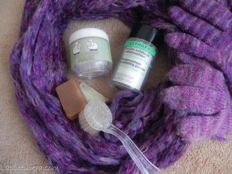 productos limpieza piel invierno