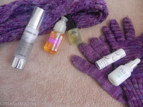 productos de cuidado piel invierno