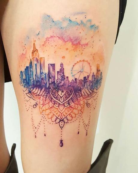 Tatuajes, una moda que se reinventa cada día