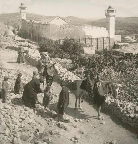 La invención del pueblo palestino: Hebron