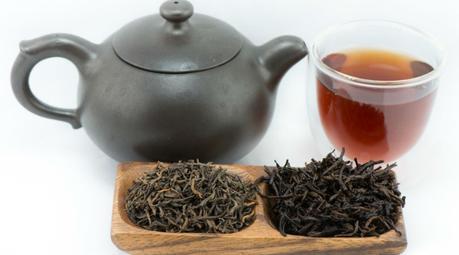 Pu Erh, el té rojo chino