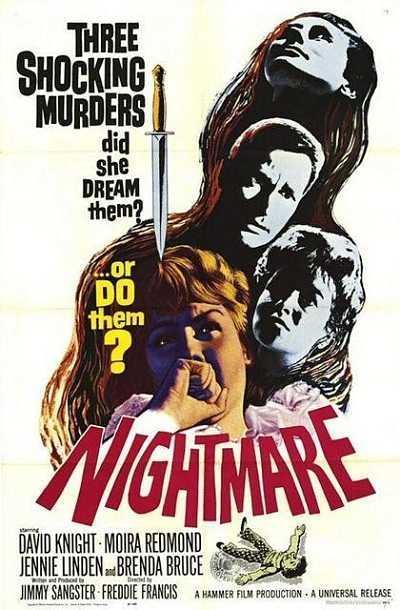 EL ABISMO DEL MIEDO / NIGHTMARE (1964)