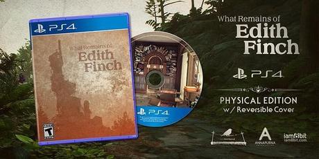 What Remains of Edith Finch confirma edición física en PS4