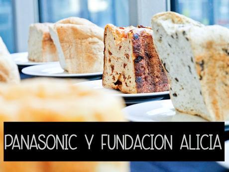 Panasonic y Fundación Alicia