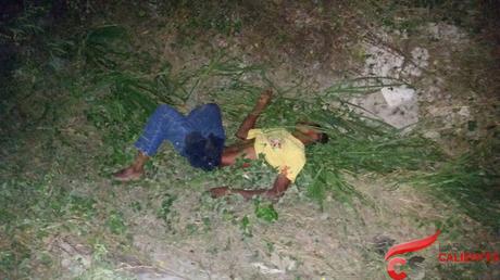 Fallece joven y otro resulta grave accidente Azua-San Juan.