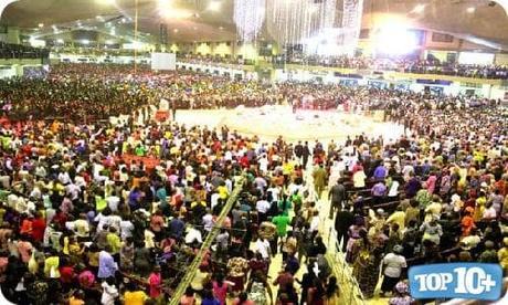 Living Faith Church-entre-las-10-iglesias-mas-grandes-de-africa