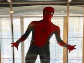 traje oficial spider-man: homecoming, españa
