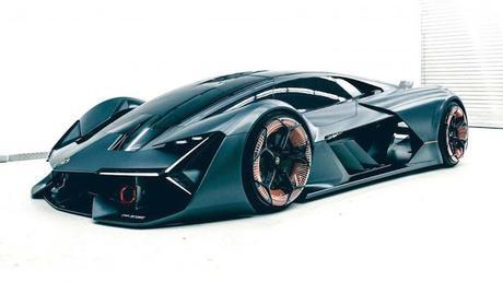 Lamborghini of the Terzo Millennio el superdeportivo 100%...