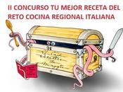 Resultado concurso mejor receta reto cocina regional italiana