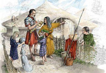 La arqueología de las ciudades célticas