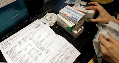 El convenio de las farmacéuticas y otras bicocas…