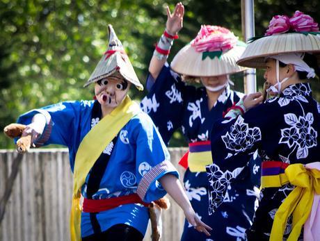 Hyottoko, un curioso personaje de los festivales japoneses