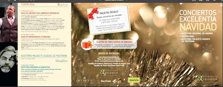 Fundación Excelentia prepara una veintena de conciertos para Navidad