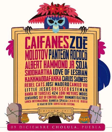 Festival Catrina 2017