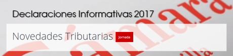 Jornada divulgativa en Sevilla sobre la Campaña de Declaraciones Informativas 2017 y otras Novedades Tributarias
