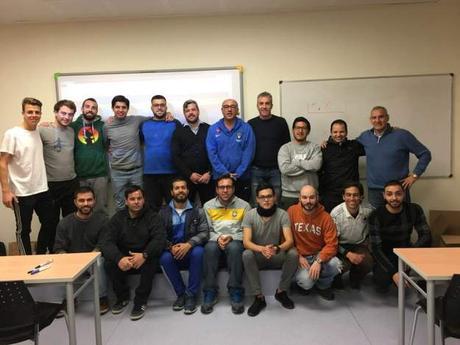 Presentación del proyecto AFA Angola en la Universidad europea del Real Madrid