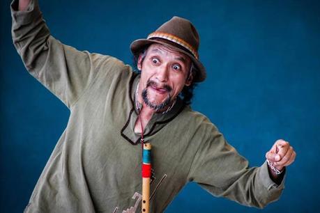 Nino Mirones: Desde la tierra de los cuentos