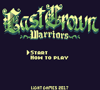 Descarga la demo de 'Last Crown Warriors', el nuevo juego de Light Games para Game Boy