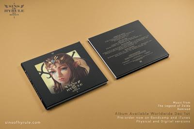 'Sins of Hyrule', ¿el álbum musical de la saga Zelda que esperabas para estas Navidades?