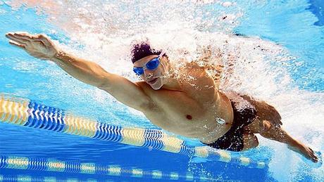 9 beneficios de la natación