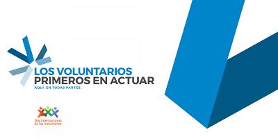 Día Internacional del Voluntariado, 5 de diciembre de 2017
