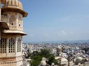 Udaipur: palacios agua