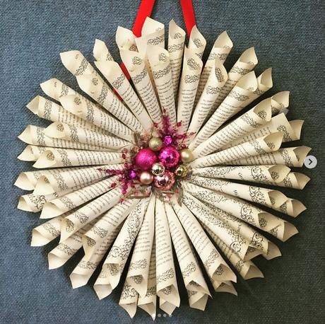 12 Diy de Navidad con papel