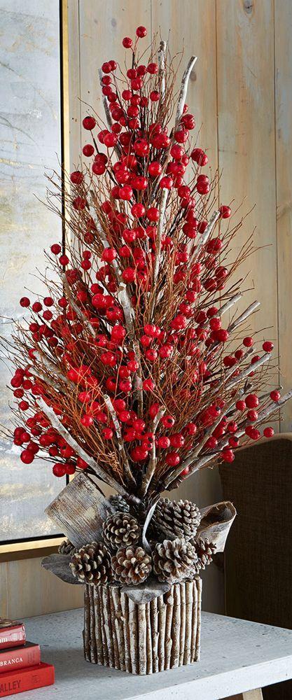 Árbol de Navidad. Ideas