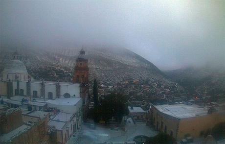 Bajas temperaturas se mantendrán permanentes en San Luis Potosí
