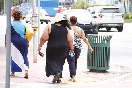 La obesidad podría aumentar el riesgo de demencia