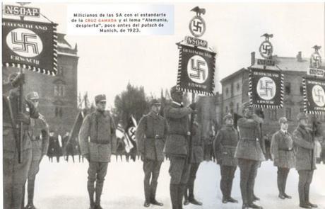 LA CREACIÓN DE LAS SECCIONES DE ASALTO (STURMABTEILUNG o SA) COMO SERVICIO DE ORDEN DEL NSDAP