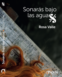 Rosa Valle presenta Sonarás bajo las aguas, novela negra ambientada en Gijón