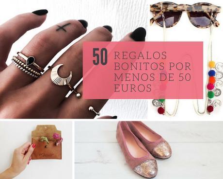 regalos originales por menos de 50 euros zapatos bolsos anillso