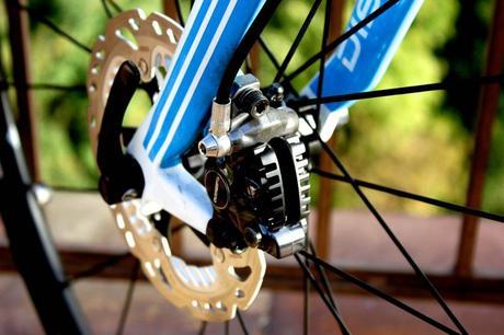 frenos para bicicleta