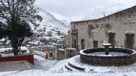 Podrá nevar en el estado de San Luis Potosí por tormenta invernal