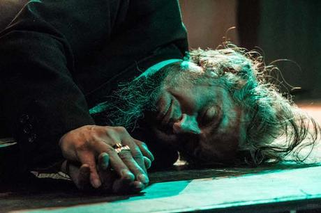 Juan Carlos Gargiulo, tu discapacidad me estremece por manu medina
