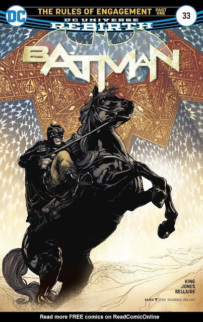 El Batman de Tom King 6: 'The Rules of Engagement' (números 33 a 35 USA), con Joëlle Jones