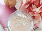 Polvos compactos Mattifying Compact Powder Essence