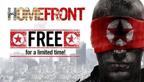 Homefront para Steam gratuito por tiempo limitado en Humble Store