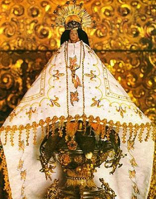 La Inmaculada Concepción de Juquila.