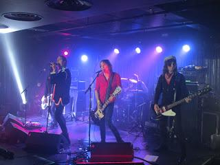 Concierto Redd Kross + Bullet Proof Lovers, Madrid, The Social Secret Club, 7-12-2017