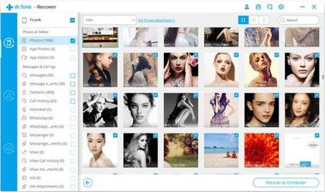 Cómo recuperar mensajes de texto, fotos, contactos y más eliminados de un iPhone