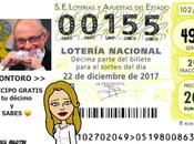 Lotería Navidad empresa