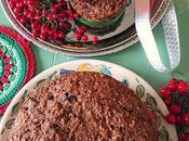 Receta Navidad. Pudding higos dátiles