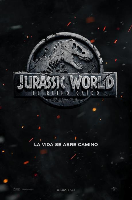 Jurassic World: El reino caído, trailer de otra vuelta de tuerca