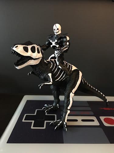 Cross-bone & T-Bone Rex