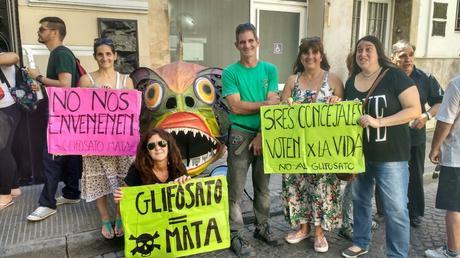 Ni un paso atrás con la prohibición del glifosato en Rosario