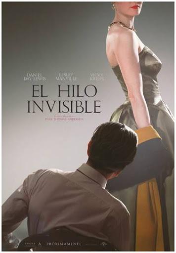 PRIMER TRÁILER ESPAÑOL DE `EL HILO INVISIBLE'